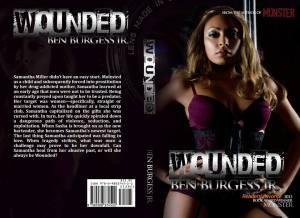 Wounded Official cover